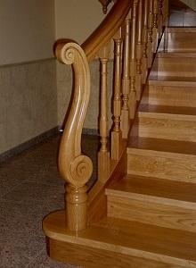Arranque de escalera modelo S