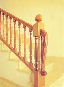 Arranque para escalera modelo Teruel